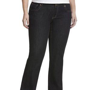 Lane Bryant-Genius Fit Bootcut Jeans-Size 28